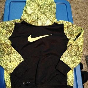 Toddler Nike hoodie